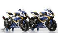 Moto - News: Presentato a Monza il BMW Motorrad Italia Goldbet SBK Team 2012