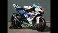 Moto - News: WSBK 2012: le foto delle Crescent Suzuki