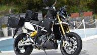 Moto - Test: Aprilia Dorsoduro 1200 my 2012 - TEST