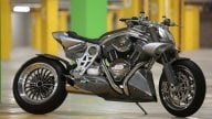 """Moto - News: CR&S DUU esposta alla mostra """"Capi d'opera"""""""