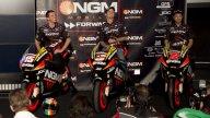 Moto - News: Presentato il team Forward Racing a Jerez