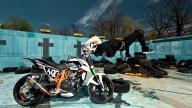 Moto - News: Stunt: Rok Bagaros passa alla KTM Duke 690
