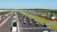 Moto - News: BSB 2012, Snetterton 300: vittoria di Hill e Laverty