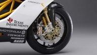Moto - News: Jay Leno prova la Mission R