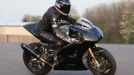 Moto - News: Primo Test per la Norton V4 Tourist Trophy
