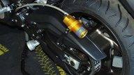Moto - News: Da Andreani Group gli ammortizzatori Ohlins per T-MAX