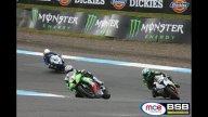 Moto - News: BSB 2012: Knockhill, Gara1 a Byrne, Gara2 a Laverty