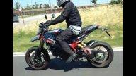 Moto - News: Ducati Hypermotard 848 2013 - foto spia