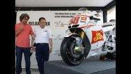 Moto - News: All'asta su eBay la Honda CBR Simoncelli replica