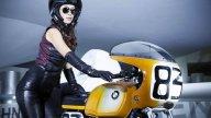 Moto - News: BMW Motorrad: Manuela Raffaeta al BMW Museum