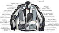 Moto - News: Clover: giacca Crossover
