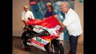 Moto - News: La Gilera RSA 250 di Sic è stata consegnata alla Fondazione Marco Simoncelli