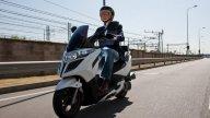 Moto - News: Kymco G-Dink 300i e G-Dink 125 disponibili in concessionaria