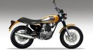 Moto - News: Borile B450 Scrambler al banco prova
