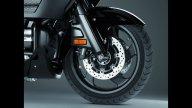 Moto - News: Honda Gold Wing F6B 2013