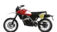 Moto - News: Husqvarna a EICMA 2012: svelato il concept Baja