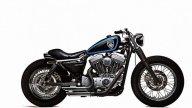 Moto - News: Harley-Davidson Stellalpina by Roberto Rossi