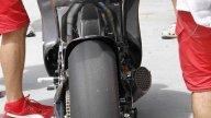 La pulizia della parte posteriore rivela un accurato studio aerodinamico