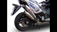 Moto - Gallery: GPR: scarico doppio per TMAX 530
