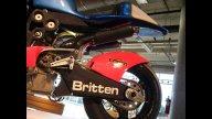 Moto - News: Il sogno di una vita: guidare la Britten V1000