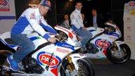 Moto - News: WSBK 2013: svelate le colorazioni del Team Honda Pata Superbike
