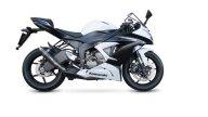 Moto - News: Scorpion: silenziatori RP-1 GP e Serket Taper per ZX-6R 636 2013
