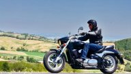 Moto - News: Suzuki Intruder M800 2013: in commercio con le borse di serie