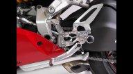Moto - News: Gilles Tooling: pedane da corsa per la Ducati 1199 Panigale