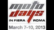 Moto - News: Motodays 2013: numerose iniziative e spazio alla solidarietà