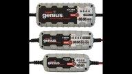 Moto - News: Genius: per caricare batterie tradizionali e al litio