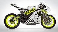 Moto - News: Team ICON Brammo Race Bikes 2013