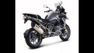 Moto - Gallery: Terminale Akrapovic Slip-On (Titanium) per BMW R1200 GS 2013
