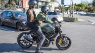 Moto - News: Celebrità e due ruote: Ewan McGregor con Moto Guzzi e Adrien Brody con Ducati
