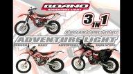 Moto - News: Boano Moto: Kit Adventure per la Beta RR