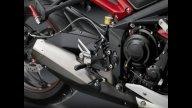 Moto - News: Rizoma per Triumph Street Triple/R