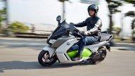 Moto - News: BMW C evolution al IAA di Francoforte 2013