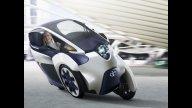Moto - News: Toyota i-Road: arriverà nel 2014