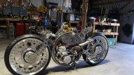 "Moto - News: Rafik Kaissi RK Bearing: la moto ""cuscinetto"""