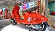 """Moto - Gallery: Vespa per """"Save the Children"""""""