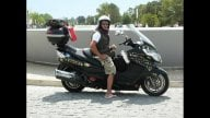Moto - News: Milano-Dakar-Milano con il Suzuki Burgman 400