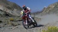 Moto - News: Dakar 2014, Tappa 3: Barreda Bort cerca lo strappo