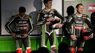 Moto - News: Superbike 2014: Sykes, Baz e Salom presentano il Team
