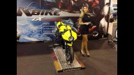 Moto - News: Ruote Borrani al Motor Bike Expo 2014