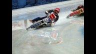 Moto - News: Ice Speedway: pieghe incredibili sul ghiaccio