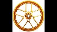 Moto - News: Nuovi Cerchi Carrozzeria in alluminio forgiato