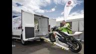 Moto - News: Come NON caricare una moto su un furgone - VIDEO