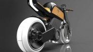 Moto - News: Tesla Motorcycle Concept: prima moto elettrica del marchio
