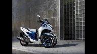 Moto - News: Yamaha Tricity 2015