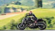 Moto - Gallery: Ducati Monster 821 - foto dinamiche 2014