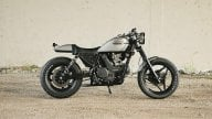 """Moto - News: Analog Motorcycles Ducati Indiana 650 """"Indy SS"""""""